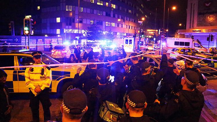 VIDEO: Así es cómo los fieles detuvieron al autor del ataque a la mezquita de Londres