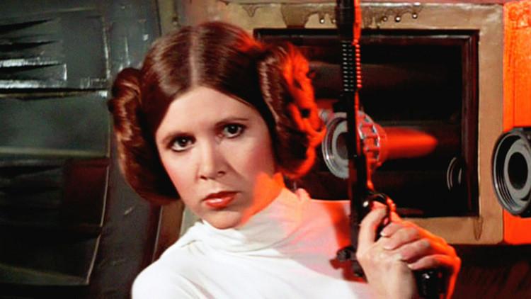 El lado oscuro: hallan cocaína, heroína y éxtasis en la sangre de la actriz Carrie Fisher