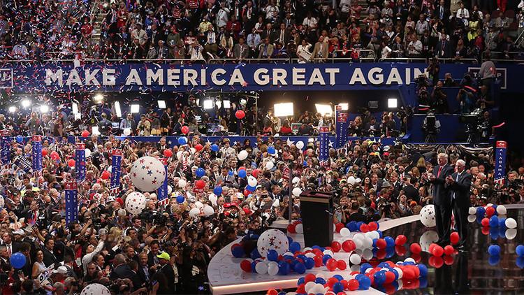 Hallan en la Red los datos de 198 millones de estadounidenses usados en la campaña de Trump