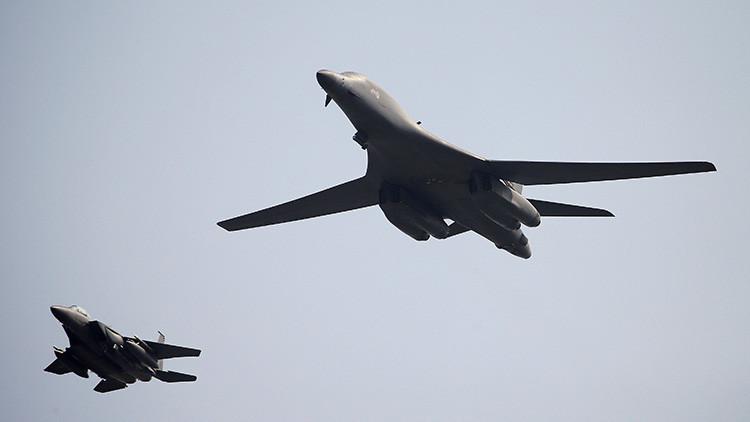 EE.UU. envía dos bombarderos B-1B Lancer a la península coreana