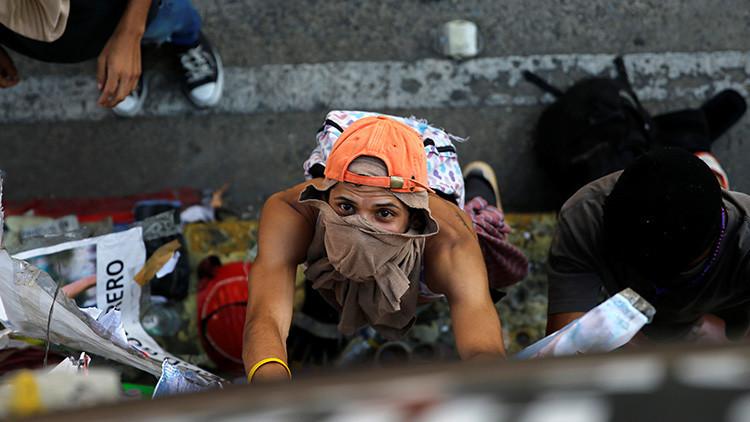 """""""La Fiscalía venezolana es responsable del uso de niños soldados en las guarimbas"""""""