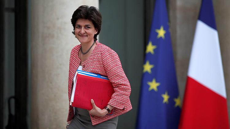 La ministra de Defensa de Francia dimite por las nuevas investigaciones sobre su partido