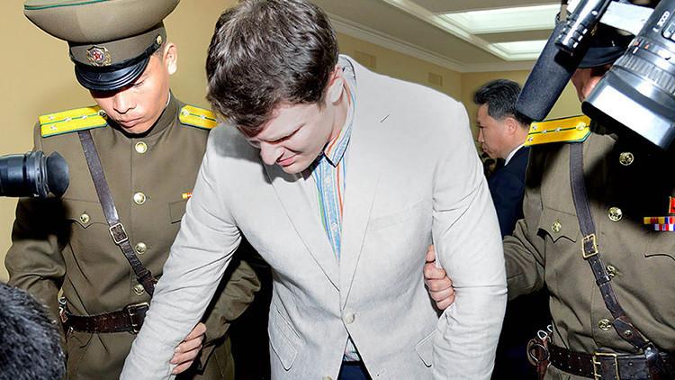 """""""Demasiado riesgo"""": La agencia que envió a Warmbier a Pionyang cancela viajes para estadounidenses"""