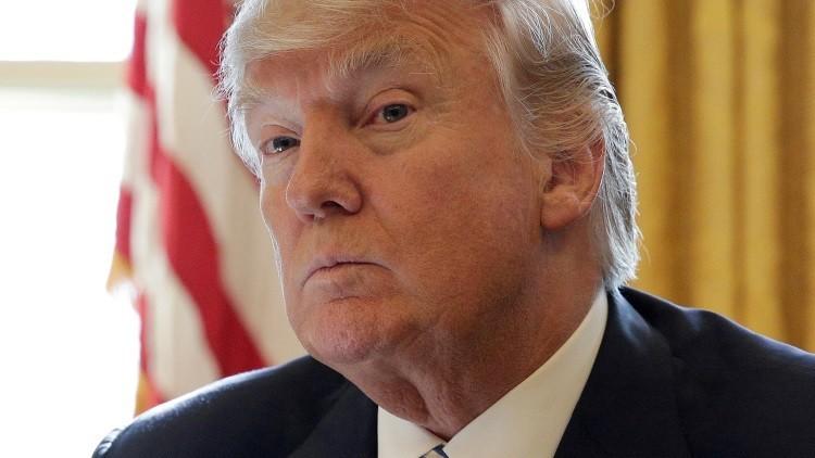 Trump afirma que China no pudo ayudar a EE.UU. con Corea del Norte