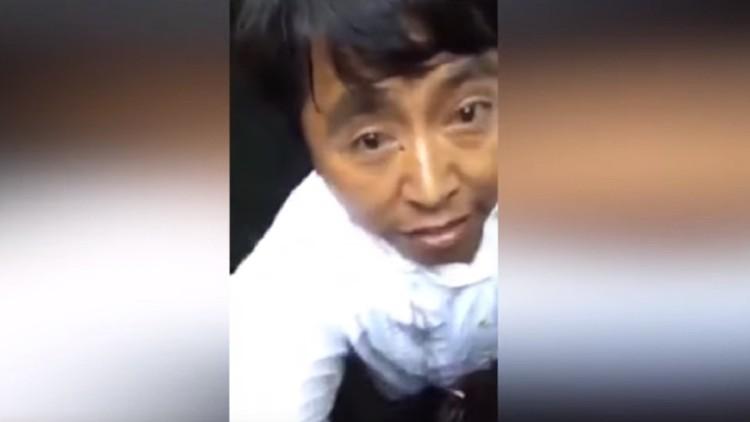 Legislador mexicano cae a un pozo intentando salvar a su perro y pide auxilio por Facebook (Video)