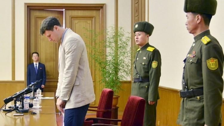 EE.UU. no hará la autopsia del cuerpo del estudiante fallecido tras salir de una prisión norcoreana