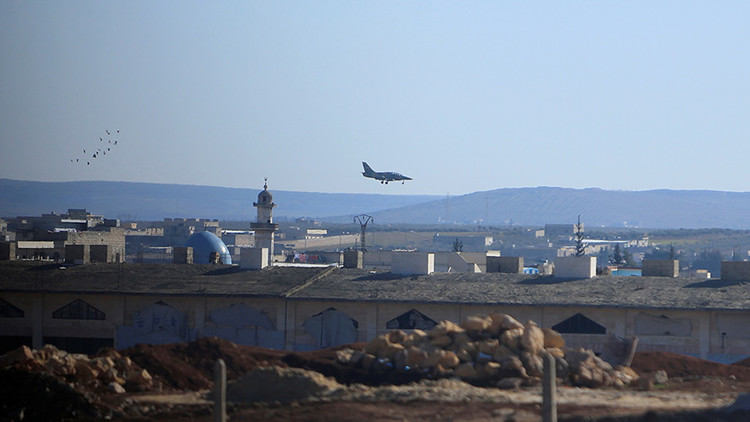 Moscú exige explicaciones a Washington sobre el derribo de un avión militar sirio