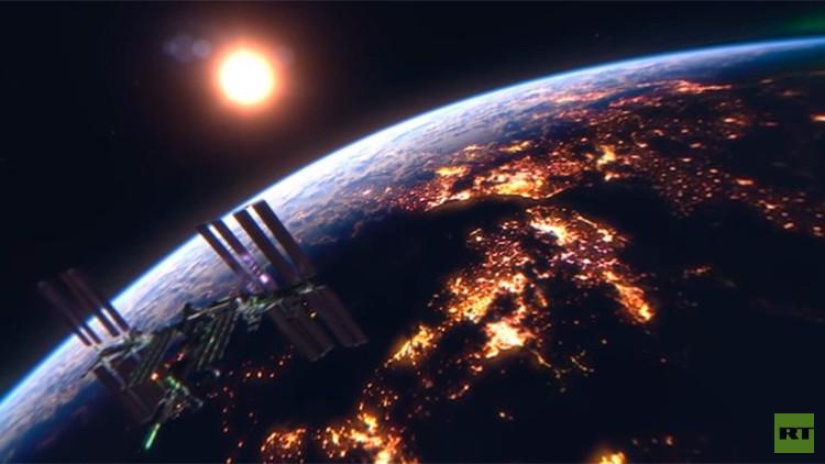 """""""Me siento de vuelta en el espacio"""": un astronauta de la Nasa elogia RT360 en el festival STARMUS"""