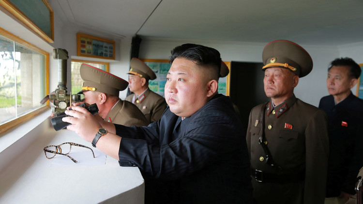 Medios: EE.UU. registra actividad en el sitio de pruebas nucleares en Corea del Norte