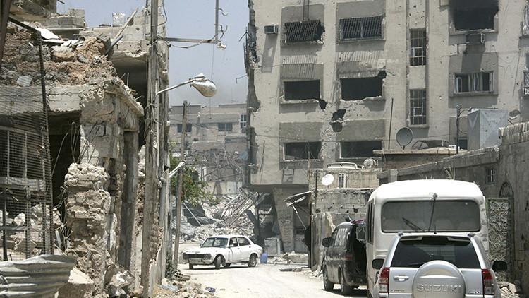 """EE.UU. busca demostrar que existen dos Sirias"""