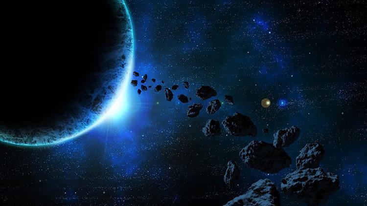 """La colisión de un asteroide que puede acabar con la humanidad es """"solo cuestión de tiempo"""""""