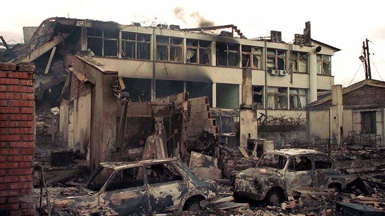 """General de la OTAN retirado: Los bombardeos de Yugoslavia fueron una """"guerra experimental"""""""