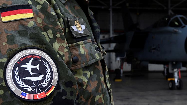 El Parlamento de Alemania aprueba la salida de sus tropas de la base en Turquía