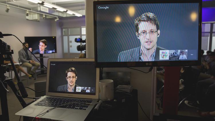 ''Es un crimen contra el público'': Snowden condena el espionaje oficial en México