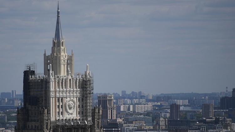 Moscú cancela una reunión con un alto diplomático de EE.UU. por las nuevas sanciones