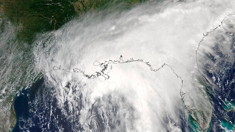 La tormenta Cindy se acerca a EE.UU. y se cobra su primera víctima mortal (FOTOS, VIDEO)