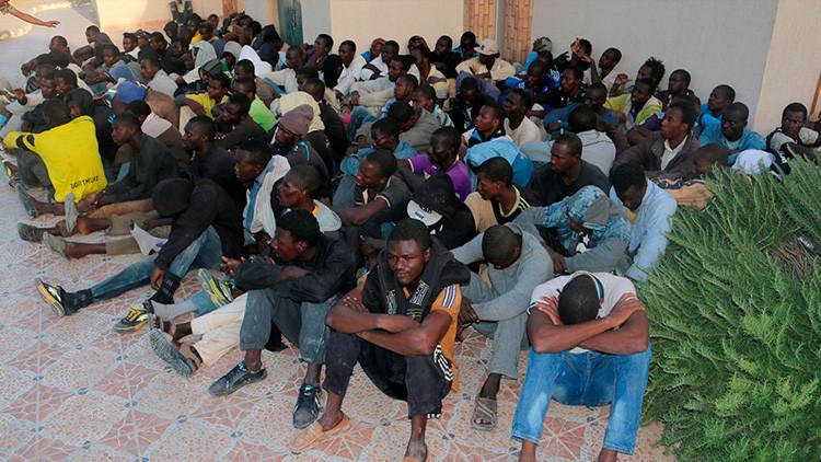 Detienen a 'Rambo', un nigeriano acusado de matar, violar y torturar a emigrantes en Libia