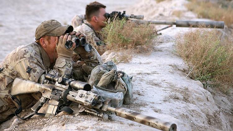 Récord para un francotirador