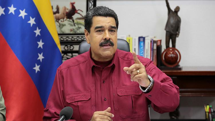 """Maduro: """"Si Trump visualizara la verdad sobre Venezuela, podría dialogar con él"""""""