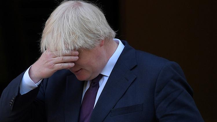 """Boris Johnson protagoniza """"la peor entrevista que un político haya hecho jamás"""""""