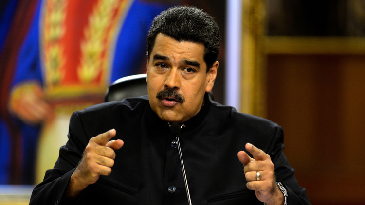 """""""No permitiremos que nos crucifiquen"""": Maduro celebra el """"triunfo"""" de Venezuela ante OEA"""