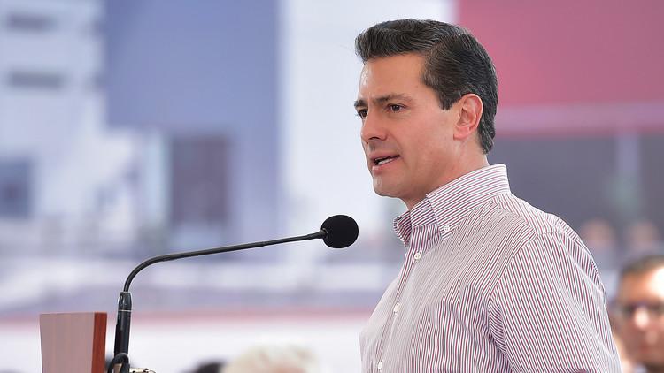Peña Nieto rechaza las acusaciones de espionaje contra periodistas y activistas en México