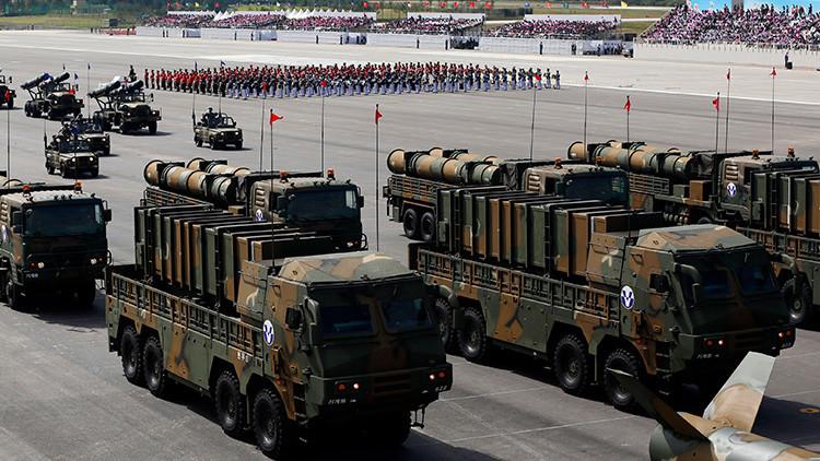 Corea del Sur prueba su nuevo misil de medio alcance