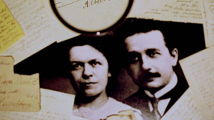 """Subastan unas cartas personales de Albert Einstein en las que el científico revelaba sus """"fracasos"""""""
