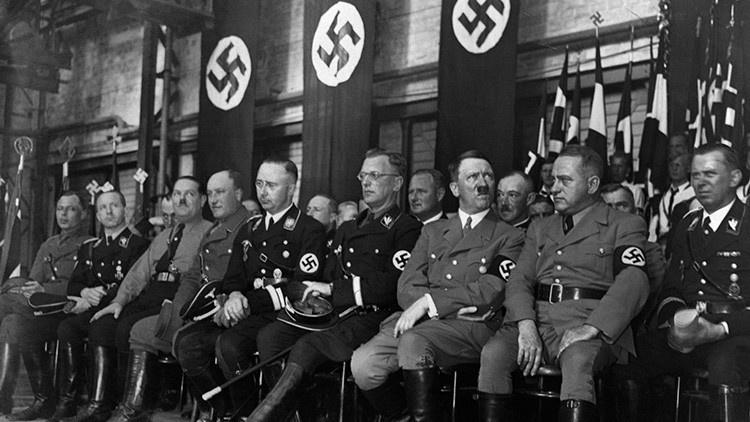 Desclasifican planes nazis, que habrían podido cambiar la historia del mundo (VIDEO)