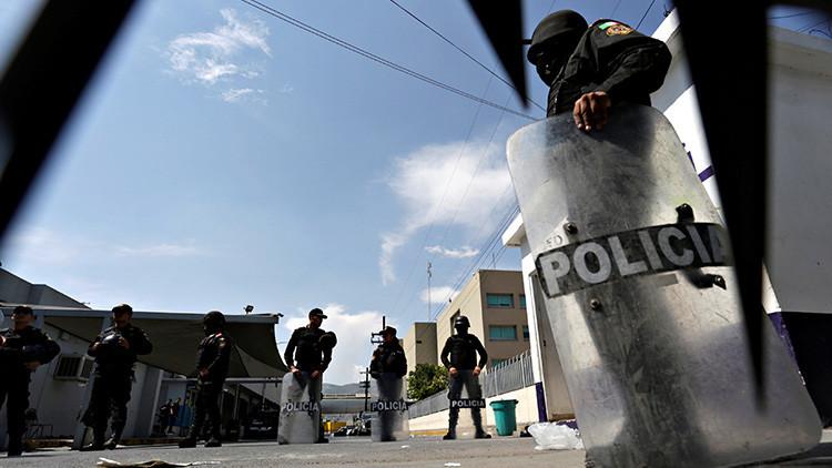 """""""Peña Nieto desapareció la violencia en los medios de comunicación, pero no de las calles"""""""