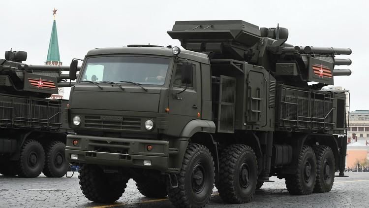 Rusia comienza a producir en serie la versión naval del complejo Pantsir