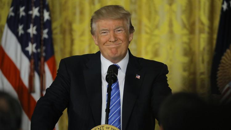 Ahora Trump considera convocar una cumbre para unir a los países árabes