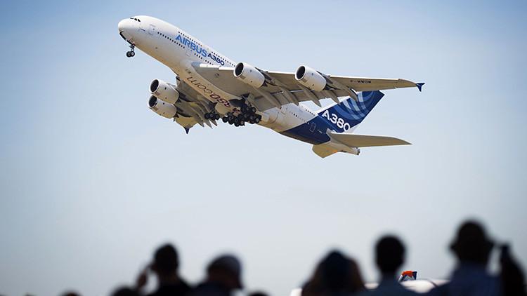 35.000 aviones en 20 años: Así será el futuro de la aviación global