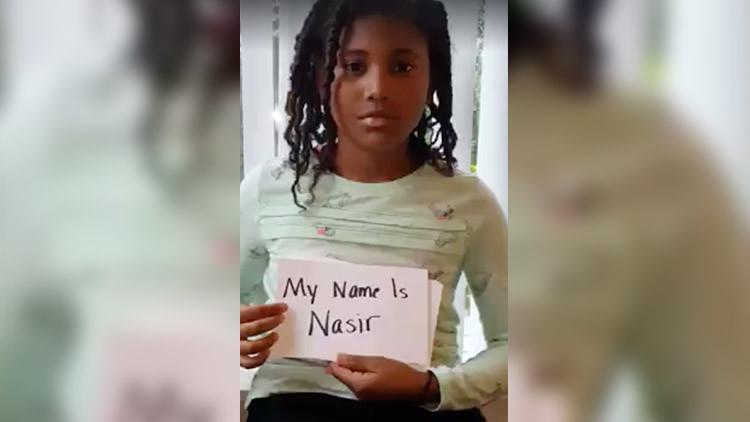 Niña de 9 años pide ayuda ante acoso escolar en video que se ha hecho viral