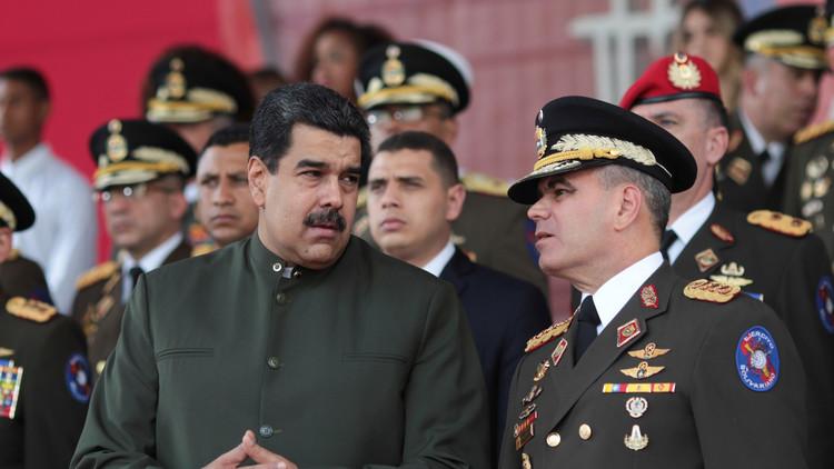 """Maduro: """"Neutralizamos un plan para la intervención extranjera en Venezuela"""""""