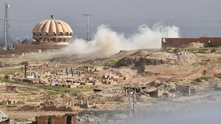 El Ejército sirio repele una serie de ataques del Estado Islámico en Deir ez Zor