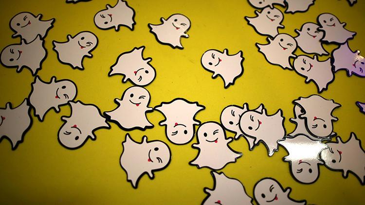 'Fantasma de Snapchat': publica una imagen aterradora que se hace viral