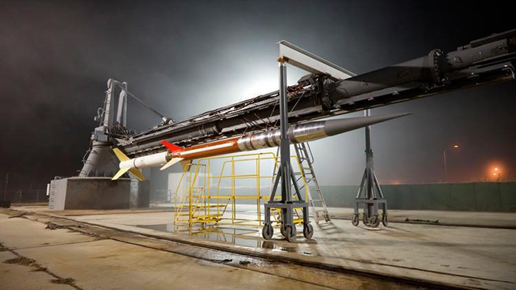 La NASA vuelve a posponer el lanzamiento de su cohete de nubes artificiales