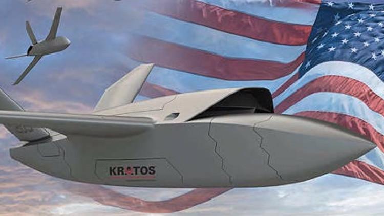 Nuevo dron letal estadounidense es presentado en Francia (Foto)