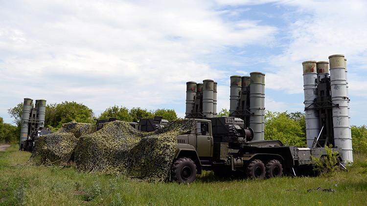 """""""S-300 de madera"""": Vice primer ministro ruso bromea sobre la cobardía de los países occidentales"""