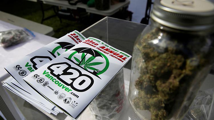 ¡Canadá se queda sin marihuana!