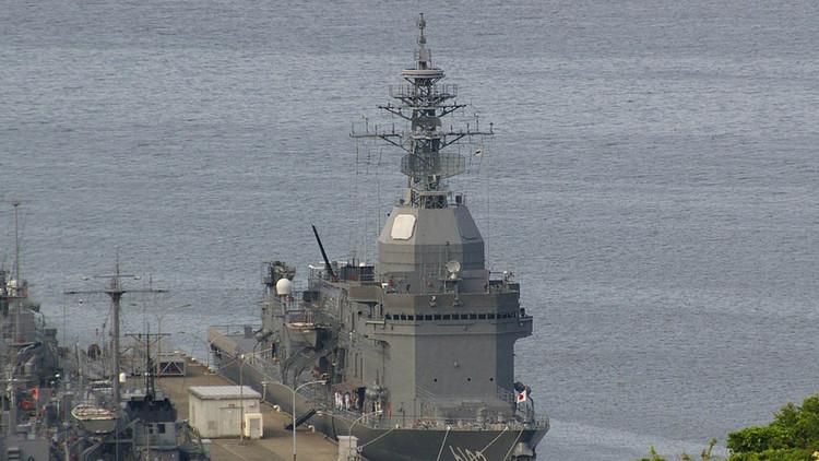 La Marina de guerra de Japón prueba por primera vez un misil antibuque supersónico
