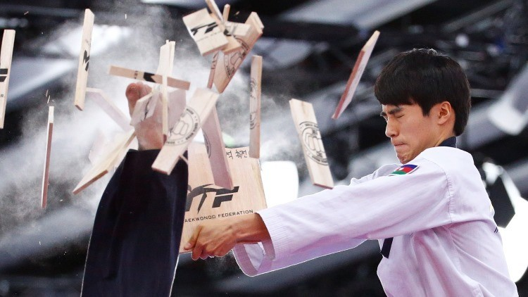 ¿WTF? La Federación Mundial de Taekwondo decide cambiar de nombre