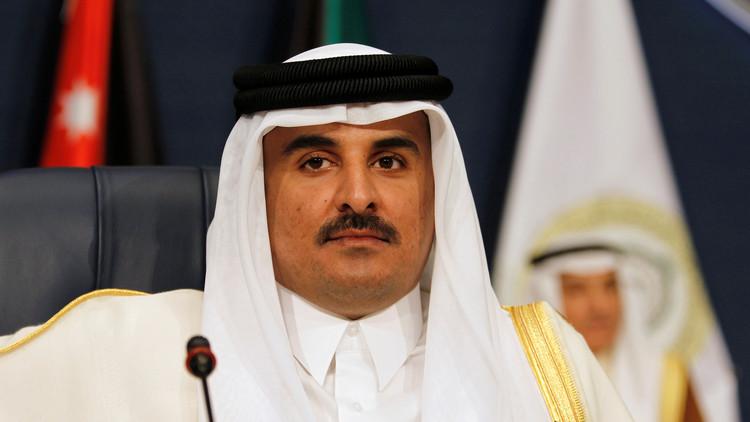 El emir de Catar confirma su intención de estrechar las relaciones con Irán
