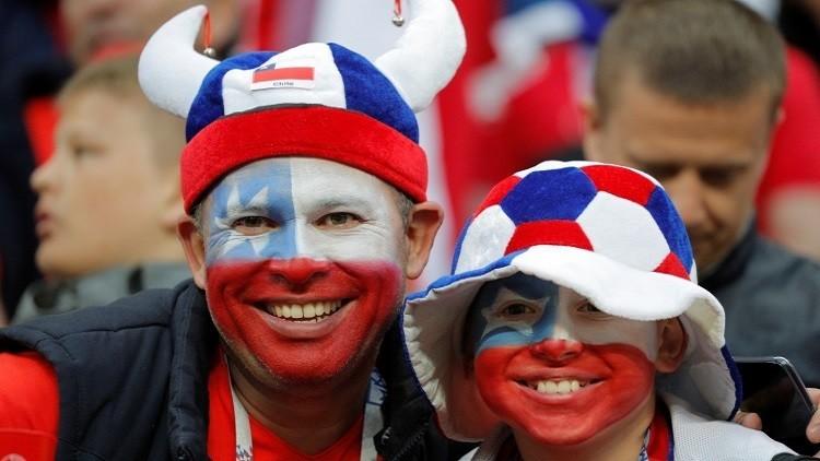 Conozca al policía chileno enviado a Rusia para velar por los aficionados de la Roja
