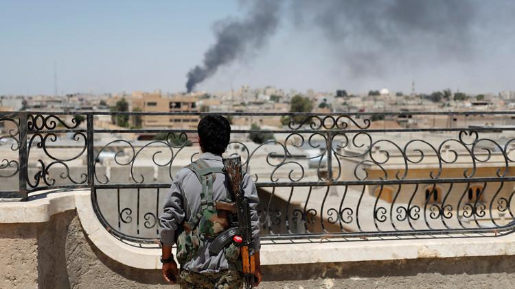 Siria, ¿ante la amenaza de una guerra total por los ataques de EE.UU. contra las fuerzas pro Assad?