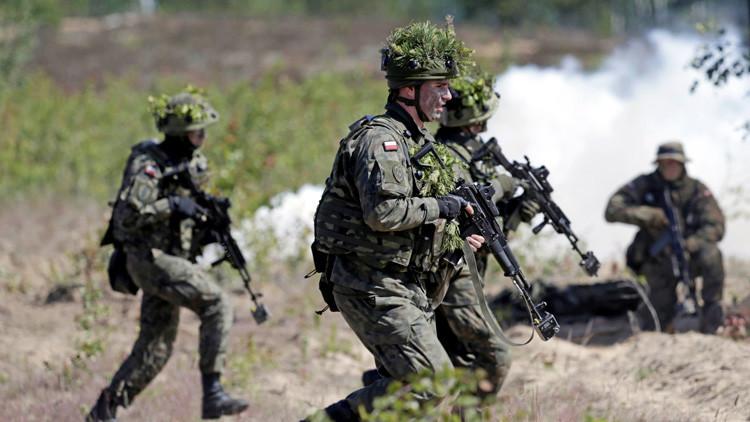 Polonia realiza maniobras militares en territorio de Suecia sin permiso