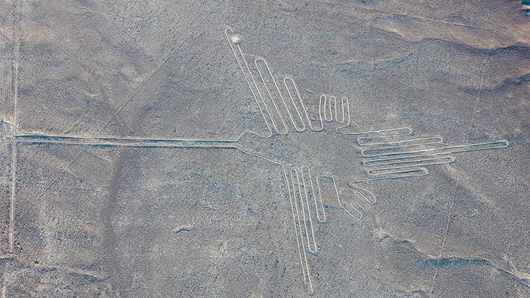 Desenredan el misterio de las líneas de Nazca en Perú (Fotos)