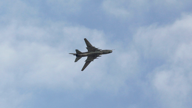El incidente del Su-22 sirio expone las carencias de los misiles de EE.UU. en combate real