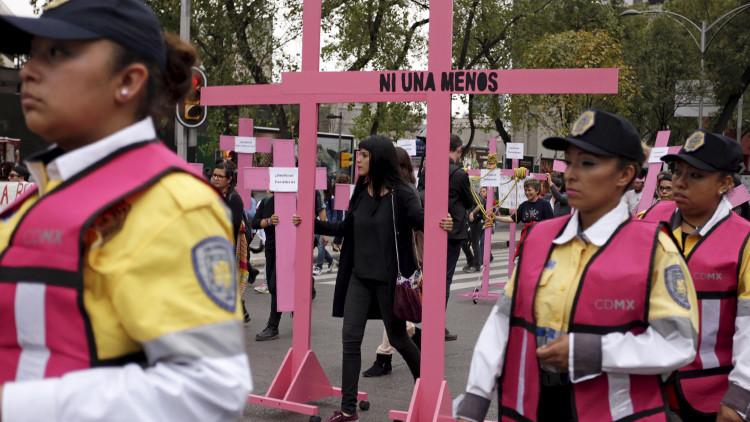 Hallan a una mujer mutilada y con el rostro desollado en la periferia de la Ciudad de México
